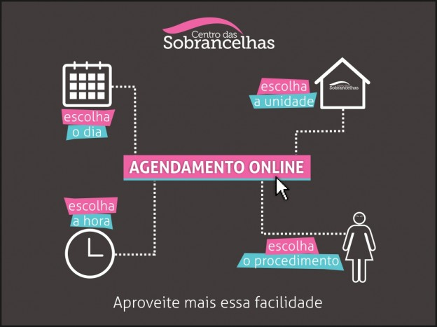 Agendamento online site
